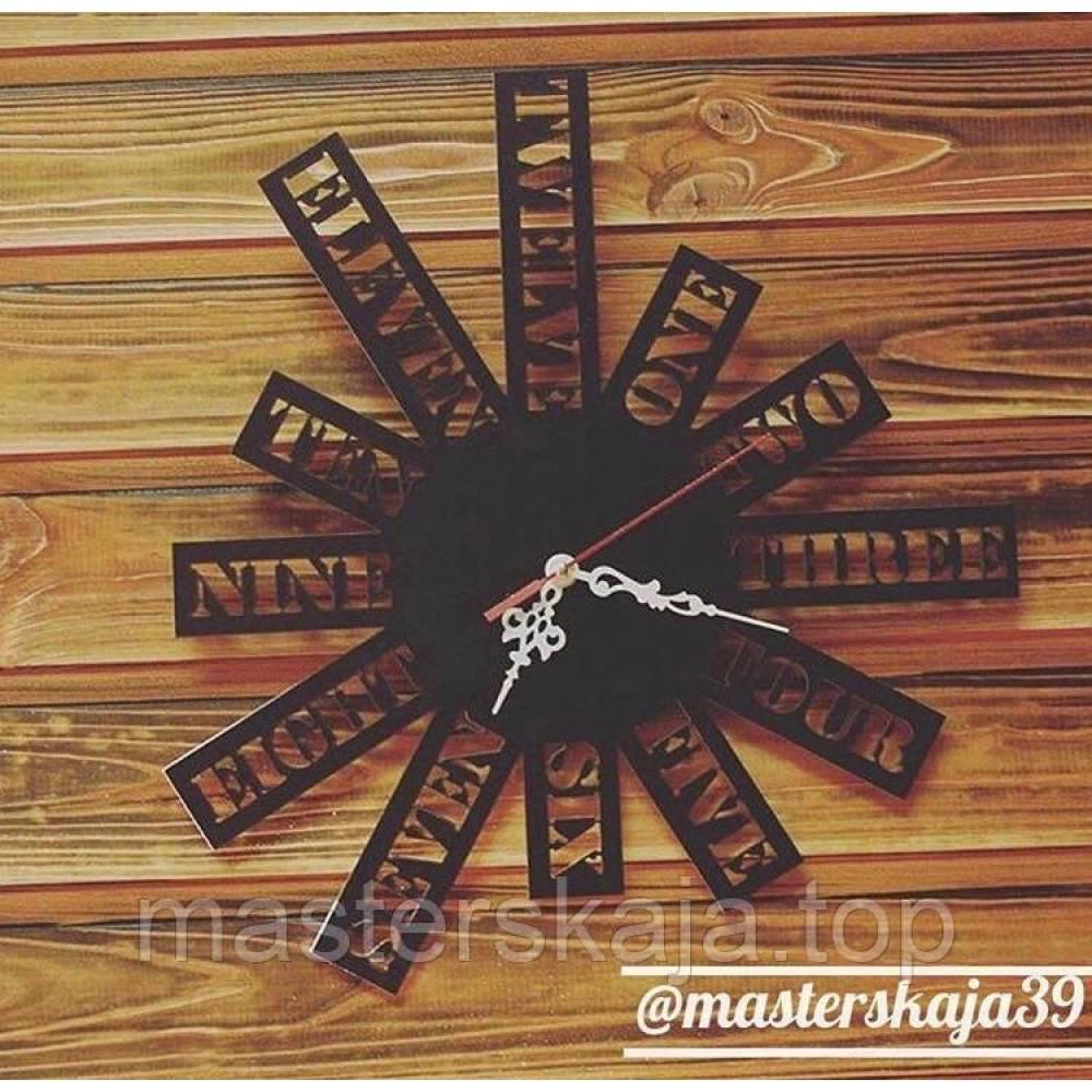 Интерьерные настенные часы (настінні годинники) Английские