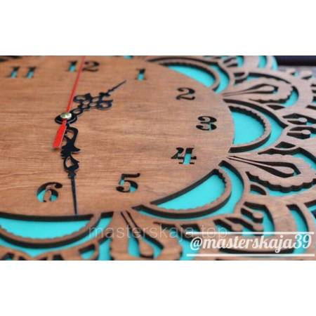 Интерьерные настенные часы (настінні годинники) декоративные дизайнерские