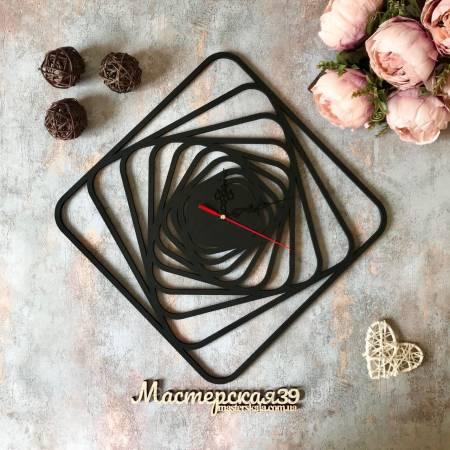 Интерьерные настенные часы (настінні годинники) декоративные Робм симметричный