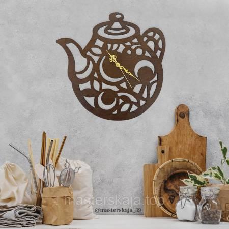 """Часы """"Чайник"""" на кухню"""